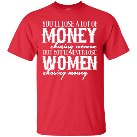 Women And Money T-Shirt
