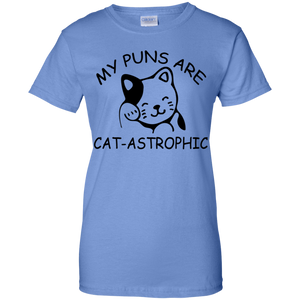 My Puns Are Cat-Astrophic