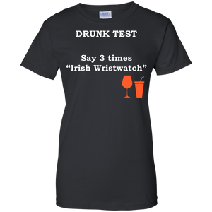 Drunk Test T-Shirt