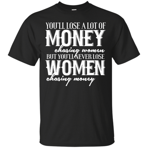 Money and Women T-Shirt