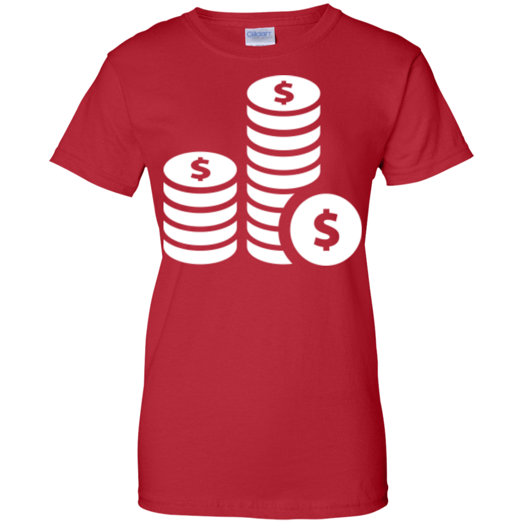 Stack of Coins T-Shirt