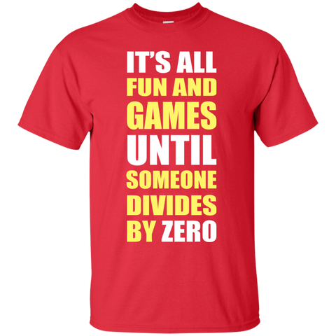 Image of It's All Fun And Games T-Shirt