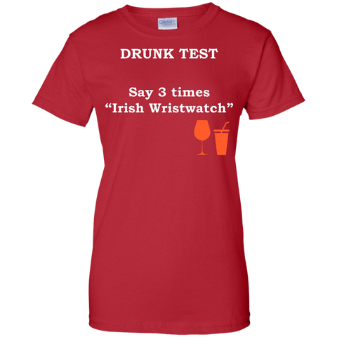 Image of Drunk Test T-Shirt