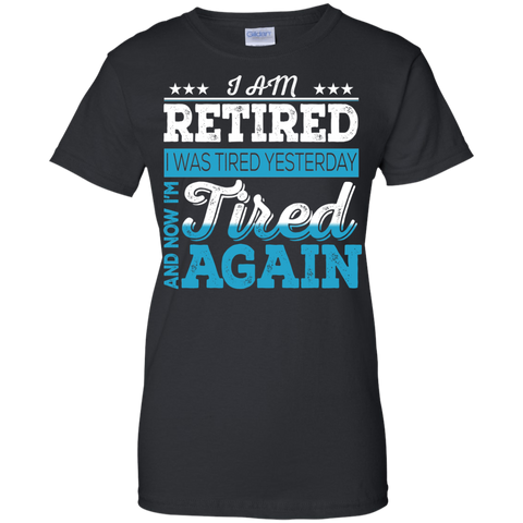 Image of I Am Retired T-Shirt