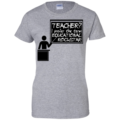 Image of Teacher Ladies' T-Shirt