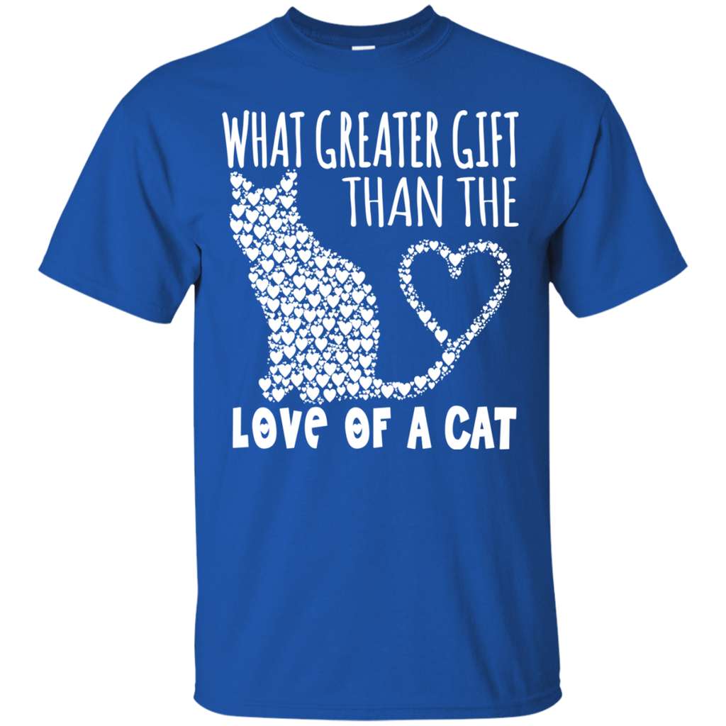 The Love of A Cat T-Shirt