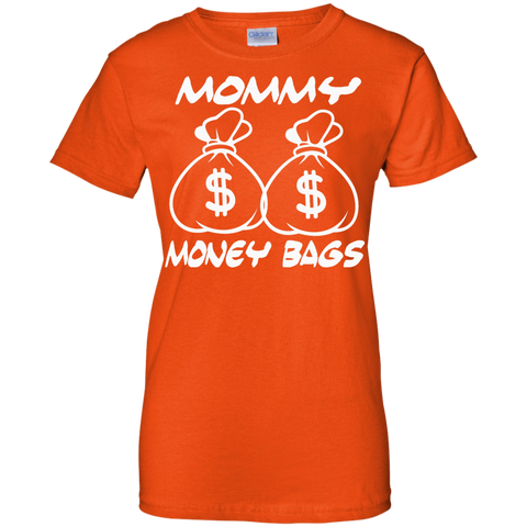 Image of MOMMY MONEY BAGS T-Shirt