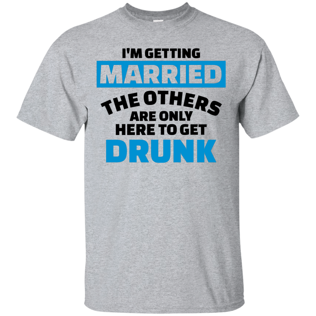 Getting Married, Others are Drunk