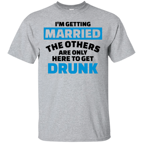 Image of Getting Married, Others are Drunk