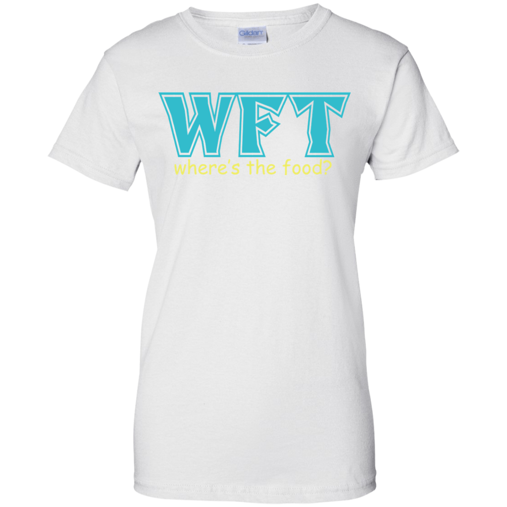 WTF Ladies' T-Shirt