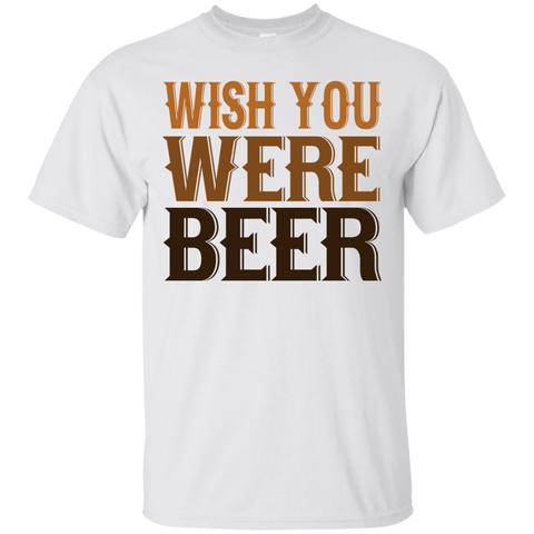 Image of Wish You Were Beer T-Shirt