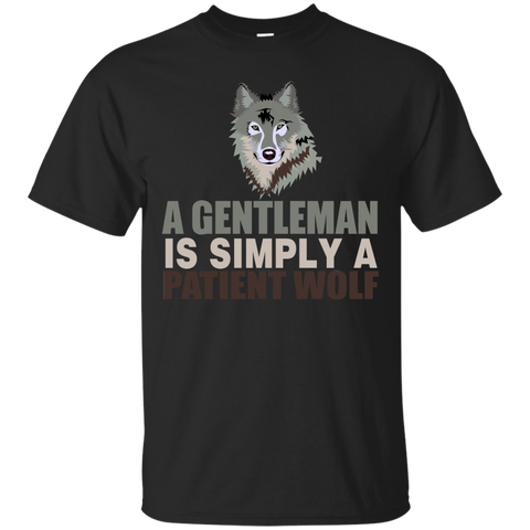 Image of Gentleman Wolf T-Shirt