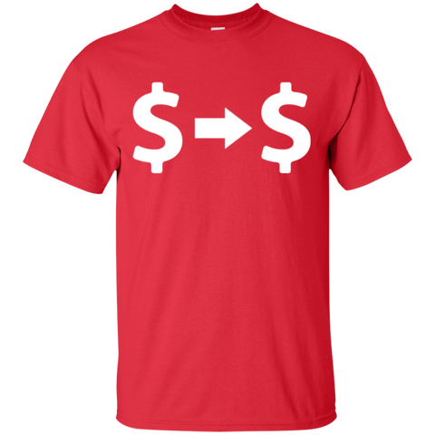 Image of Money Makes Money T-Shirt