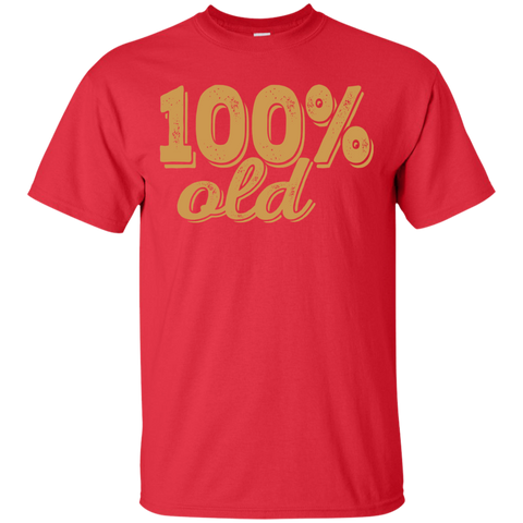 Image of 100% OLD T-Shirt