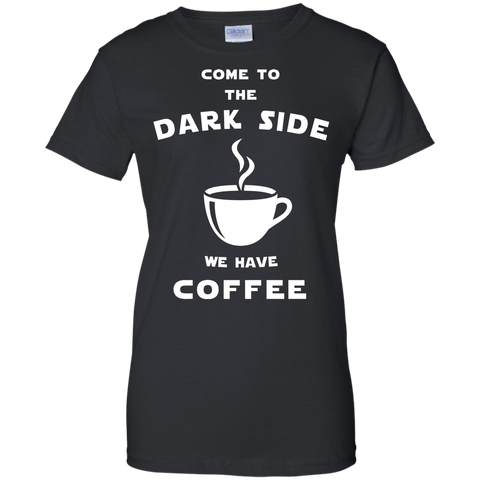 Darkside of Coffee T-Shirt