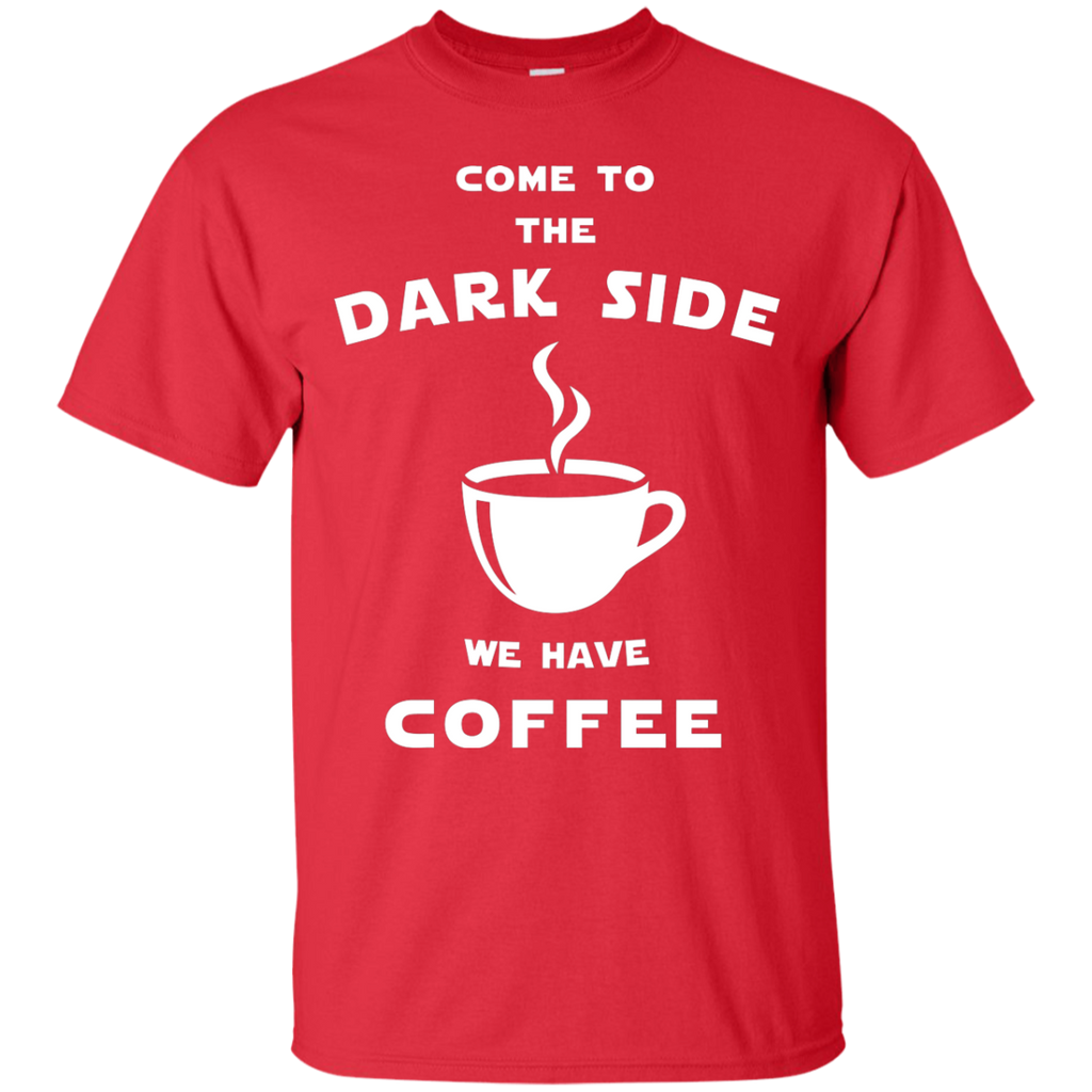Dark Side Of Coffee T-Shirt