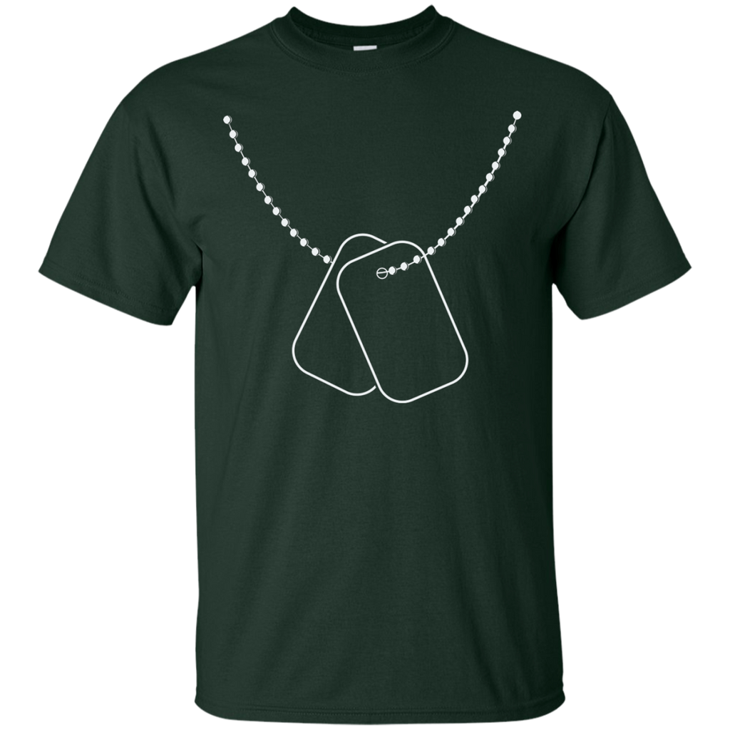 Dog Tags T-Shirt