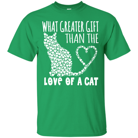 Image of The Love of A Cat T-Shirt