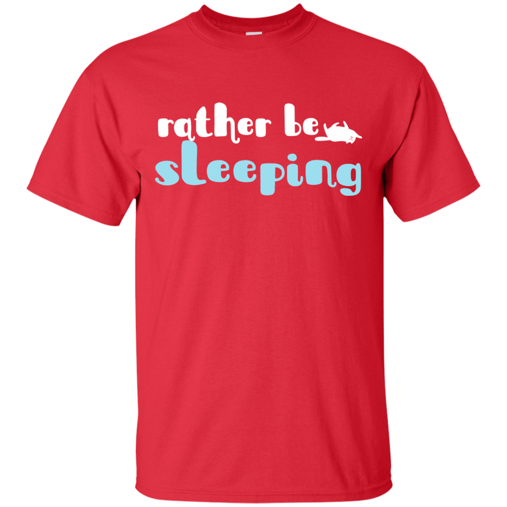Rather Be Sleeping T-Shirt