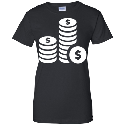 Image of Stack of Coins T-Shirt