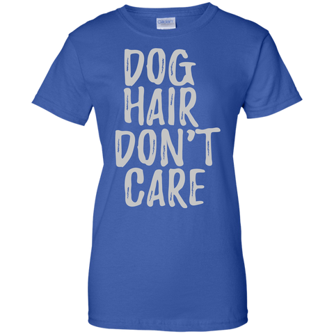 Image of Dog Hair Dont Care T-Shirt