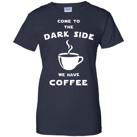 Image of Darkside of Coffee T-Shirt