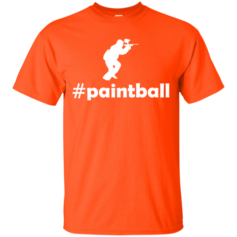 Image of #Paintball T-Shirt