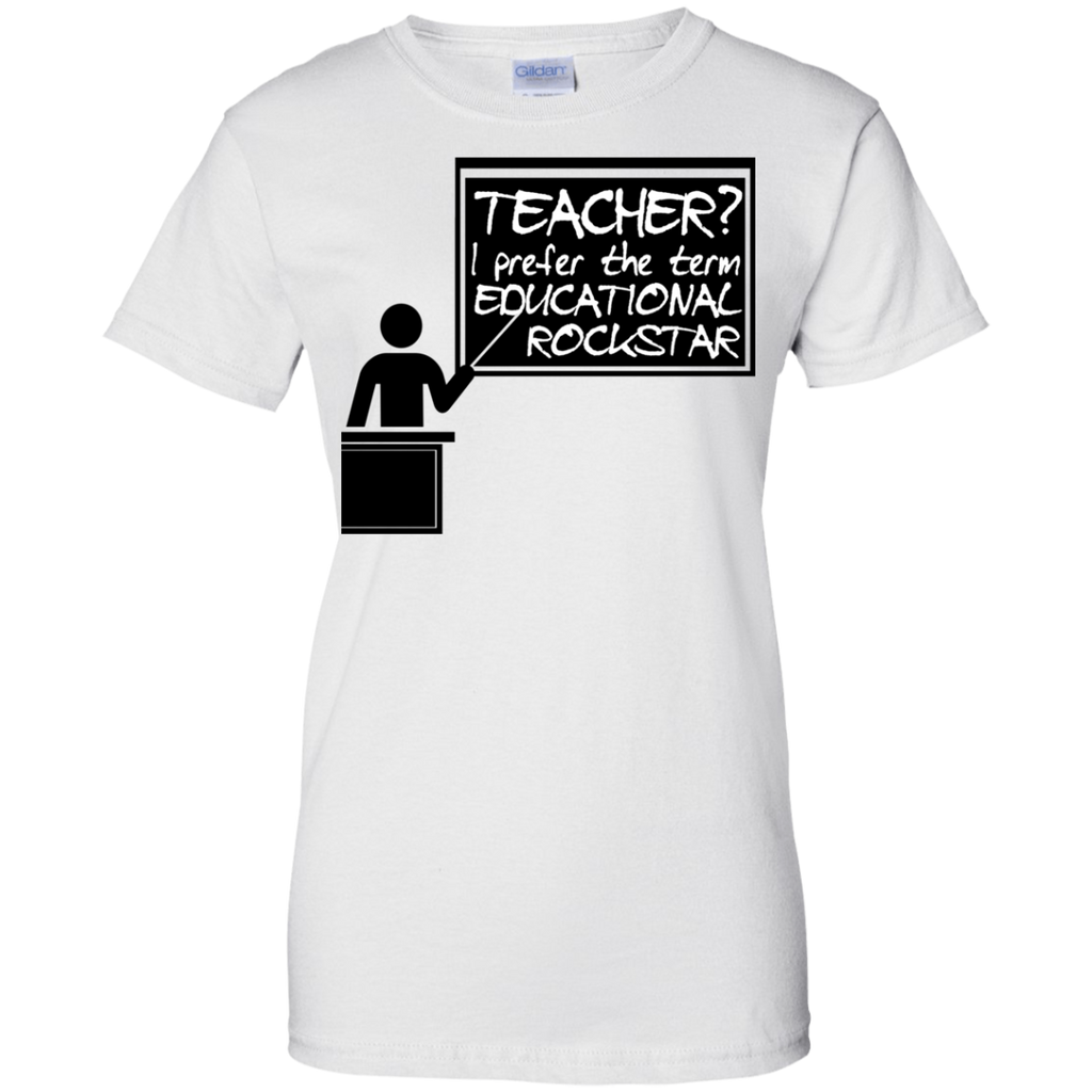Teacher Ladies' T-Shirt