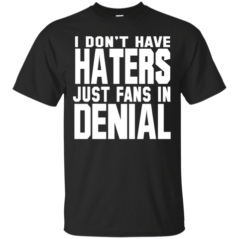 Image of Fans In Denial T-Shirt