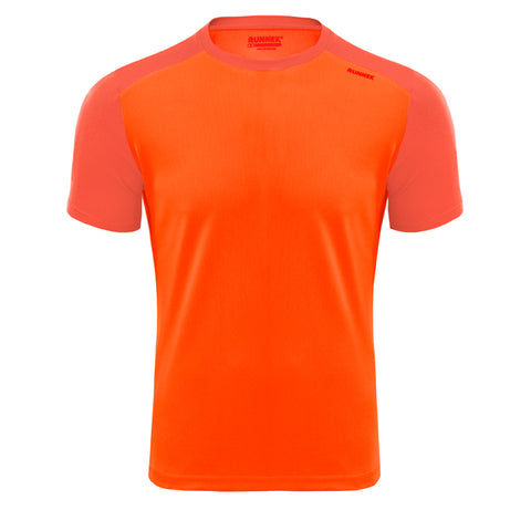 Maillot Edel orange RUNNEK