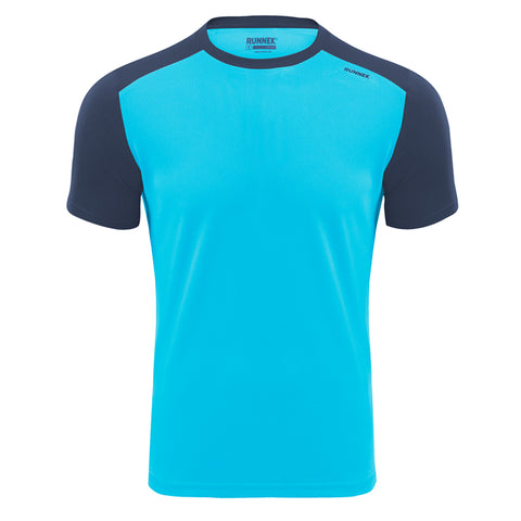 Maillot Homme Limit turquoise RUNNEK
