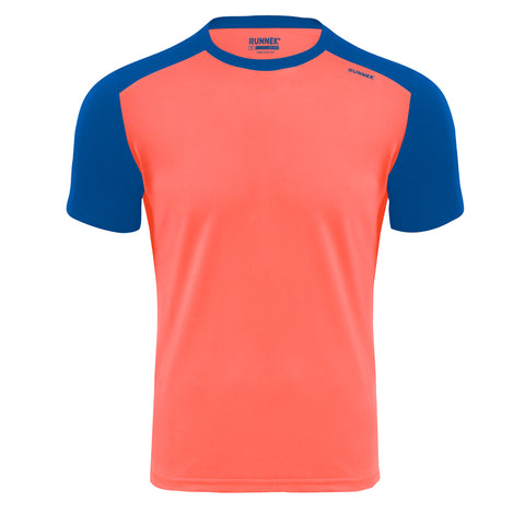 Maillot Homme Limit corail RUNNEK