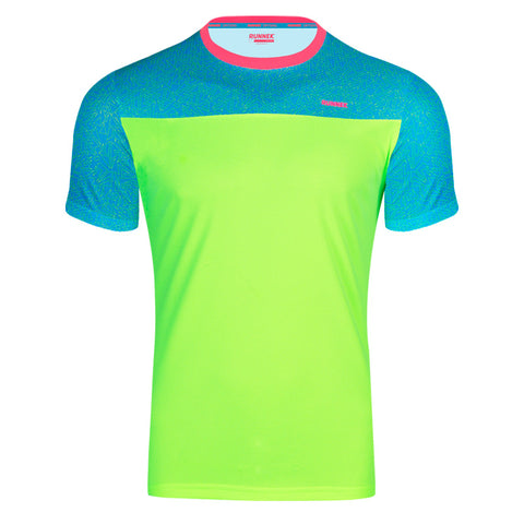 Maillot Homme Cube vert personnalisable