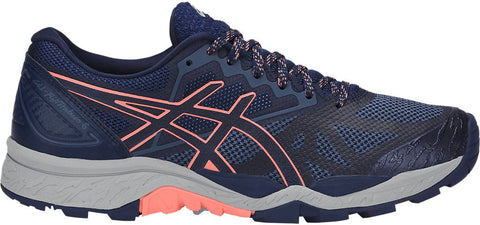 Chaussures Trail ASICS TRABUCO 6 Femme