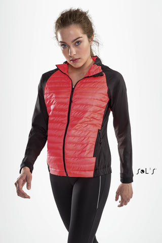 Veste running light H/F