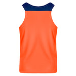 Débardeur Vest orange fluo RUNNEK