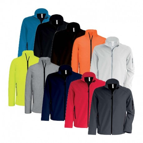 Veste Softshell KARIBAN 3 couches