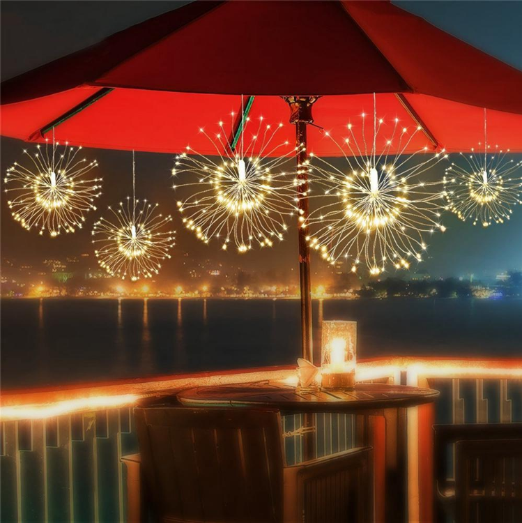 (HOT SALE,60%OFF TODAY!) LED COPPER WIRE FIREWORK LIGHTS - honeygomall