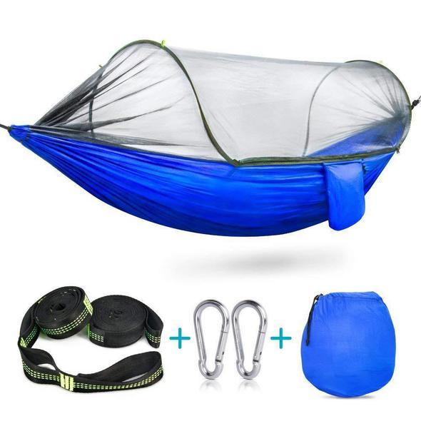 2019 NEW Camping Hammock with Mosquito Bug Netting Tent