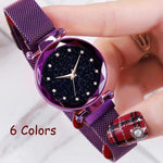 🎈2019 Big Promotion🎈 Six Colors Starry Sky Watch Perfect Gift Idea!(Buy 3 Free Shipping)