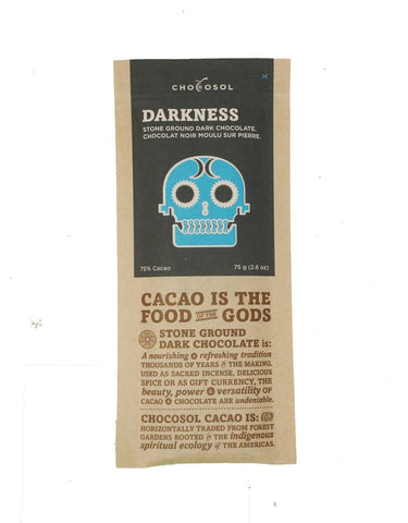 CHOCOSOL CHOCOLATE: DARKNESS