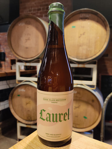 Laurel Barrel Aged Belgian Ale - 10% ABV