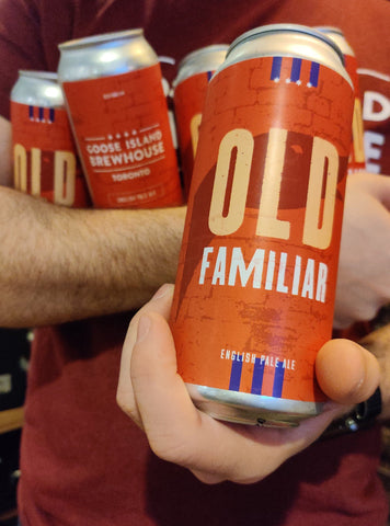 Old Familiar English Pale Ale - 4.3% ABV
