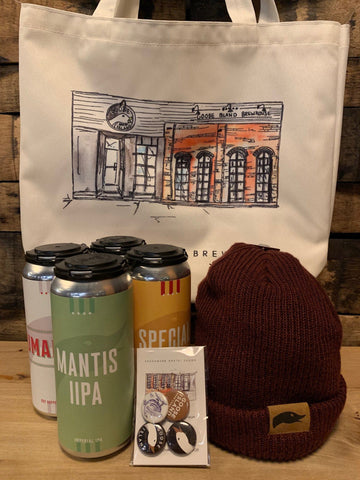 The Tote and Toque Pack