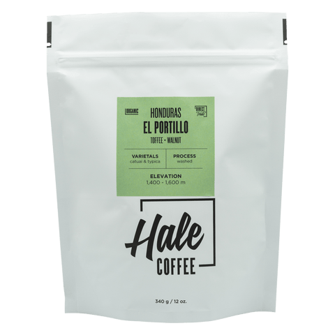 HALE COFFEE: HONDURAS EL PORTILLO