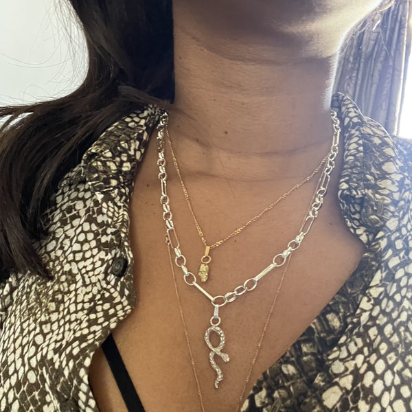 The Ryleigh Chunky Chain 9ct Solid Gold