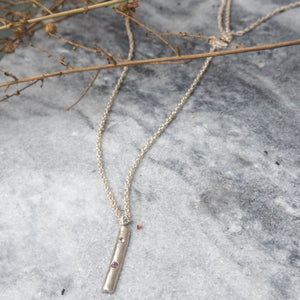 Gia Bar Necklace