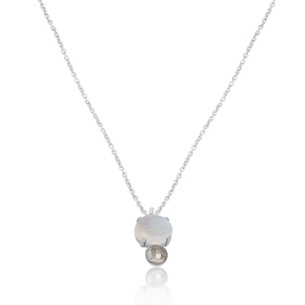 Esme Moonstone Necklace