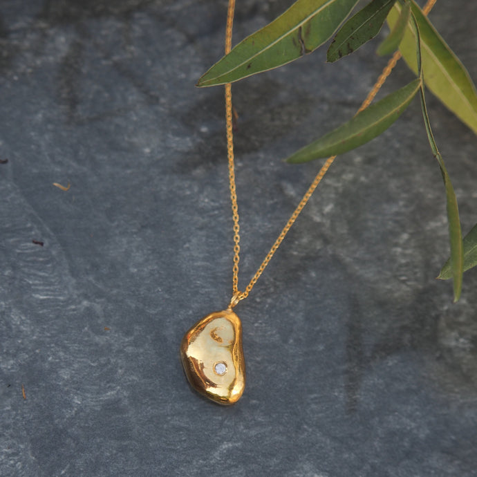 Ember Necklace - Gold