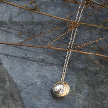Load image into Gallery viewer, Lua Necklace - Silver